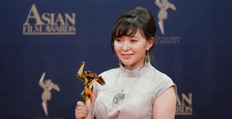 Казахстанский фильм с Самал Eслямовой вышел в прокат во Франции