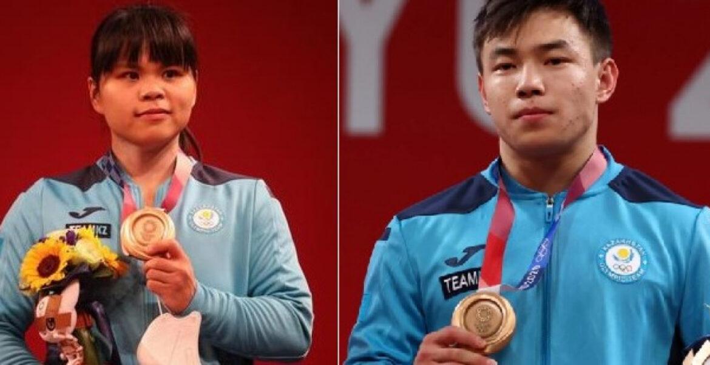 Тяжелоатлеты Сон и Чиншанло отдали 150 тысяч долларов на благотворительность