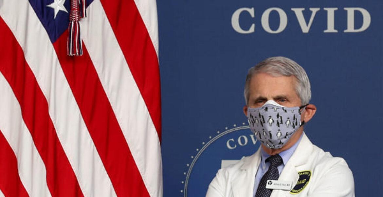 «Все будет хуже»: главный инфекционист США предупредил об ухудшении положения с COVID-19