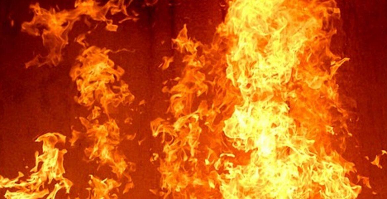 Режим ЧС хотят ввести из-за пожара в Павлодарской области