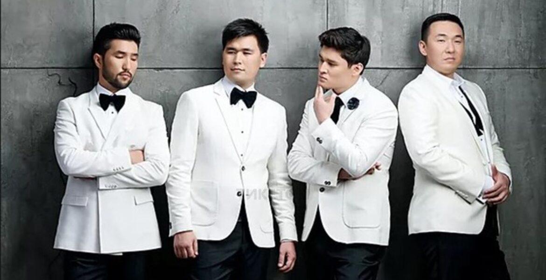 Группа Mezzo оказалась в тройке лидеров «Новой волны» с песней Батырхана Шукенова