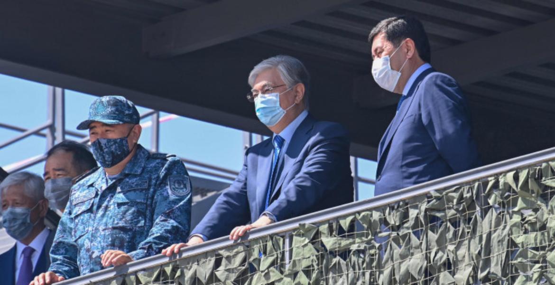 Токаев: События в Афганистане не несут Казахстану прямой угрозы, но создают риски