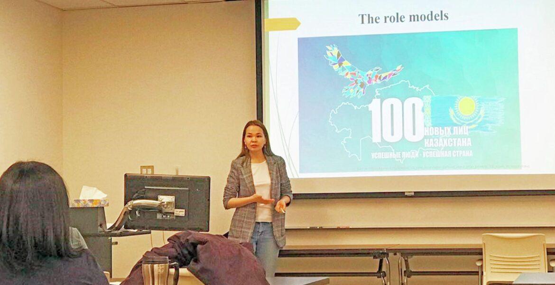 Потомственный учитель истории: как казахстанка вернулась из Канады в родное село