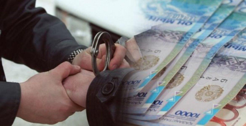 Главу отдела ЖКХ задержали по подозрению в многомиллионных хищениях в Алматинской области
