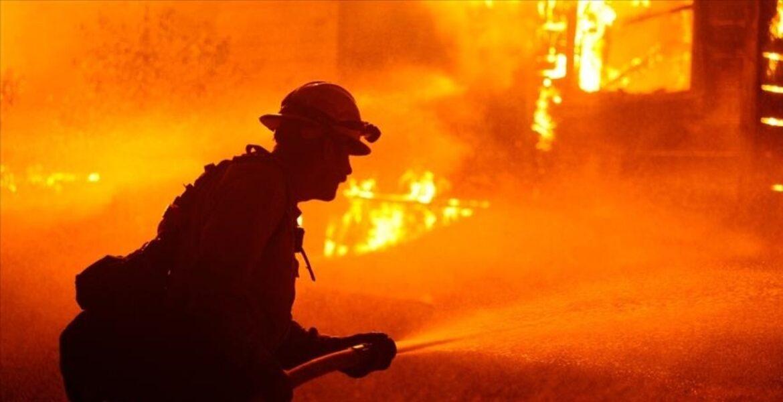 Общежитие горело на месторождении Боранколь, есть погибшие