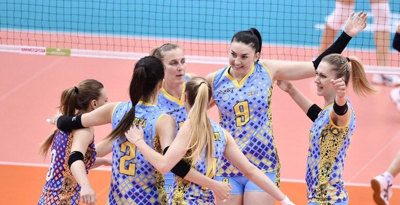 Волейболистки «Алтая» впервые стали чемпионками Азии