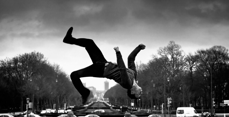 Водитель-акробат вновь отличился на улицах Алматы