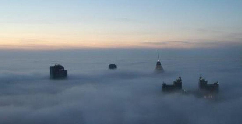 Сильный гололед и туман ожидаются в Нур-Султане