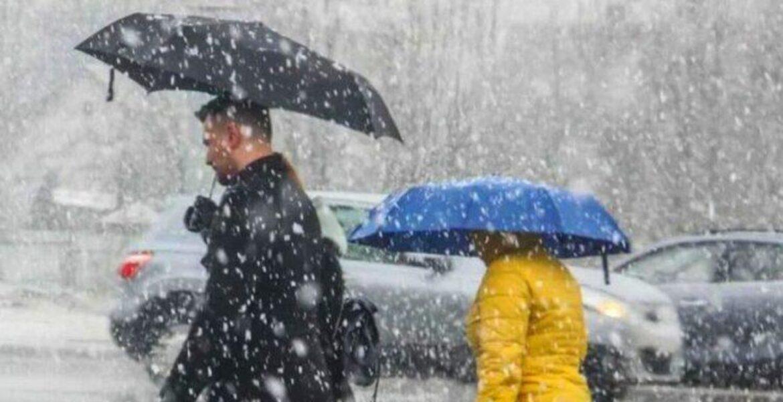 Снег, метель и заморозки ожидаются в Казахстане в понедельник